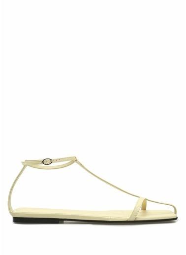 Neous Sandalet Sarı